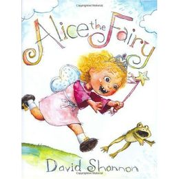 Alice liked Alice the Fairy!