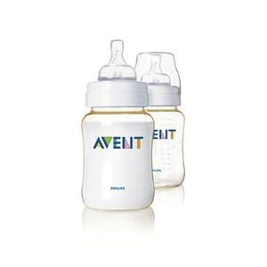 Philips Avent BPA Free Bottle, Dual Pack