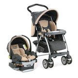 Chicco Cortina Keyfit 22 Pound Travel System, Hazelwood